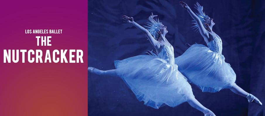 Los Angeles Ballet - The Nutcracker at Royce Hall