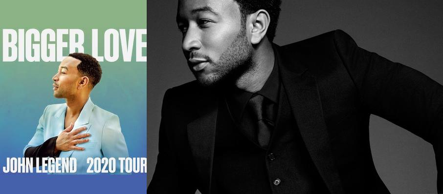 John Legend at Greek Theater