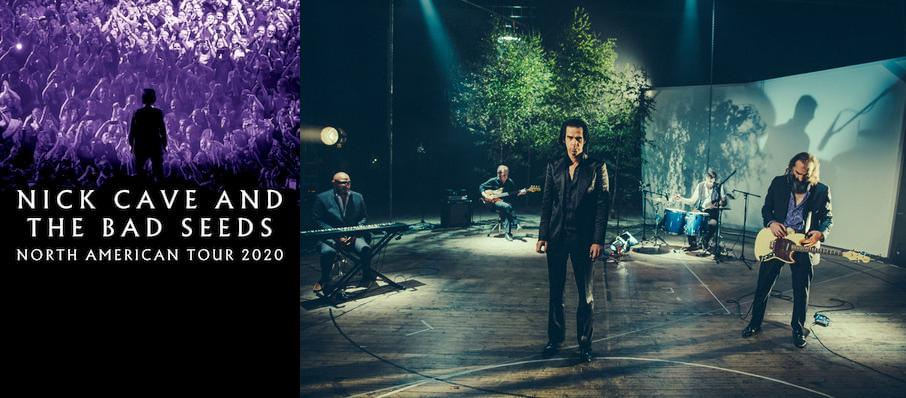 Nick Cave and The Bad Seeds at Greek Theater