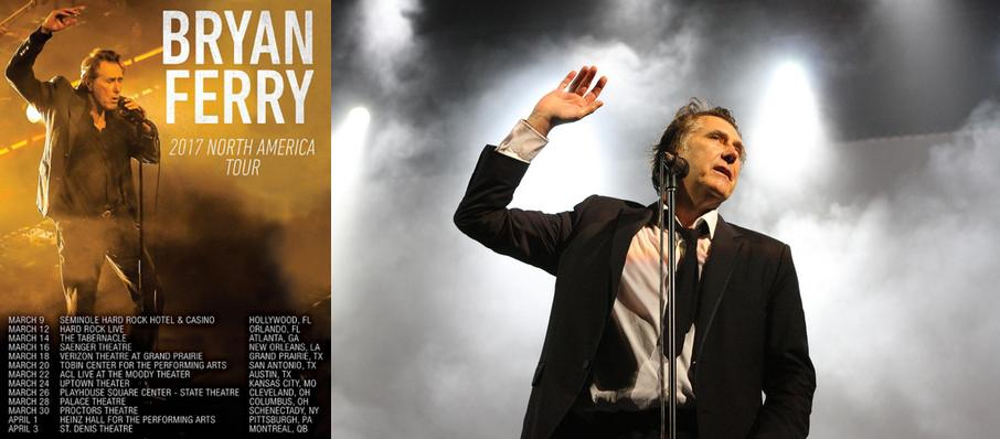 Bryan Ferry at Greek Theater