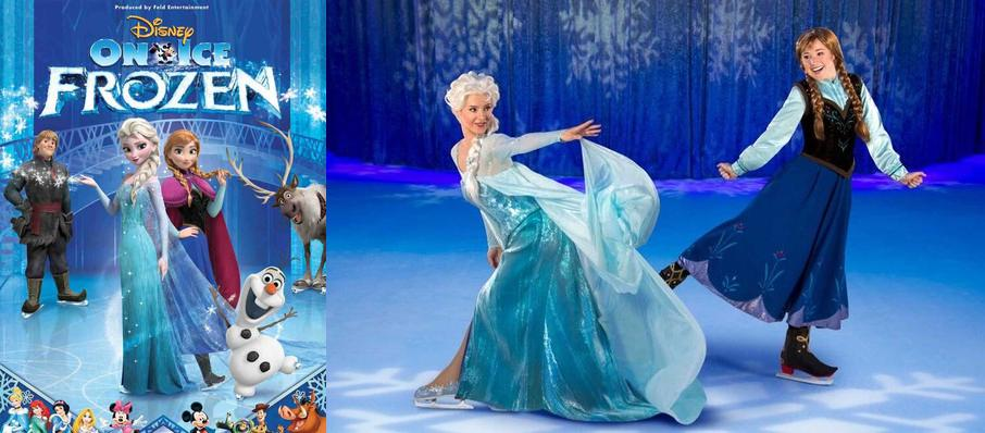 Disney On Ice: Frozen at Long Beach Arena