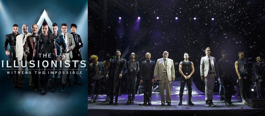 The Illusionists at Fox Performing Arts Center