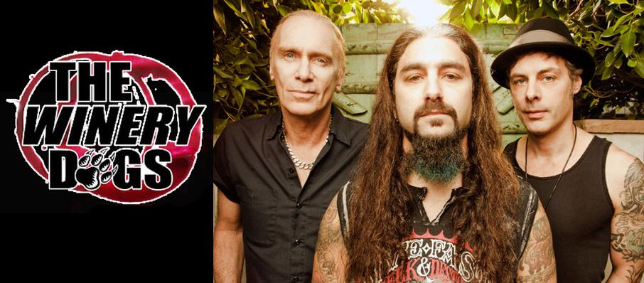 The Winery Dogs at Grove of Anaheim