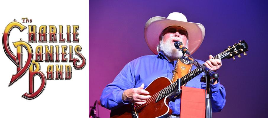 Charlie Daniels Band at Vibe Nightclub At Morongo