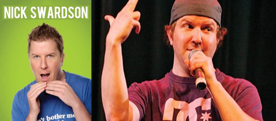 Nick Swardson at Improv Comedy Club