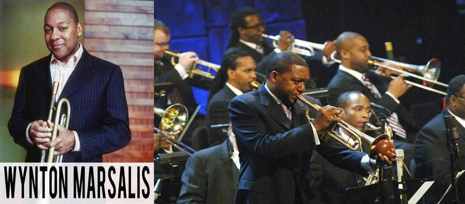 The Jazz at Lincoln Center Orchestra: Wynton Marsalis at Walt Disney Concert Hall