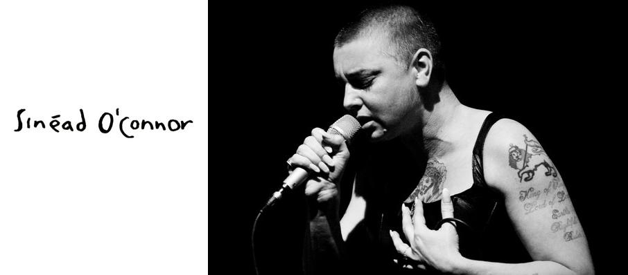Sinead O'Connor at El Rey Theater