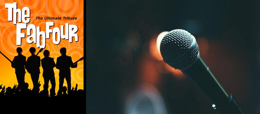 The Fab Four - The Ultimate Tribute at Grove of Anaheim