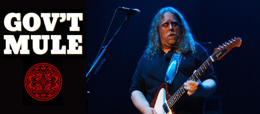 Gov't Mule at Majestic Ventura Theater
