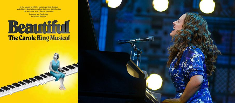 Beautiful: The Carole King Musical at Pantages Theater Hollywood