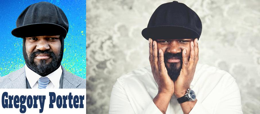 Gregory Porter at Royce Hall