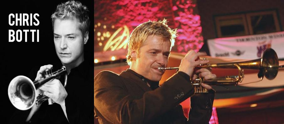 Chris Botti at Fox Performing Arts Center