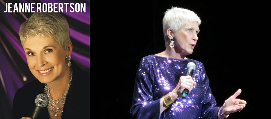 Jeanne Robertson at Fred Kavli Theatre