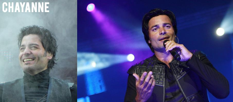 Chayanne at Citizens Business Bank Arena