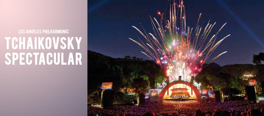 Los Angeles Philharmonic: Tchaikovsky Spectacular at Hollywood Bowl