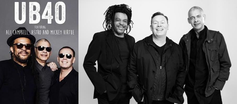 UB40 at Spotlight 29 Casino