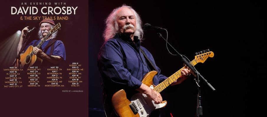 David Crosby at Saban Theater