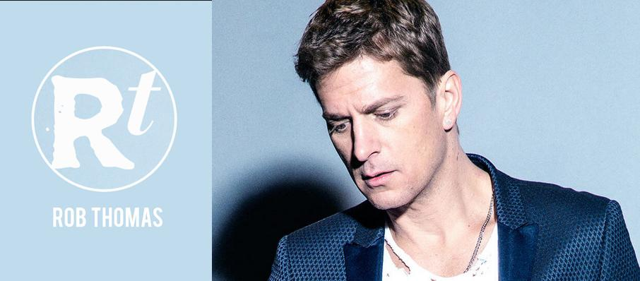 Rob Thomas at Fox Performing Arts Center