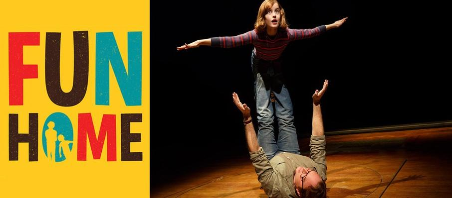 Fun Home at Ahmanson Theater