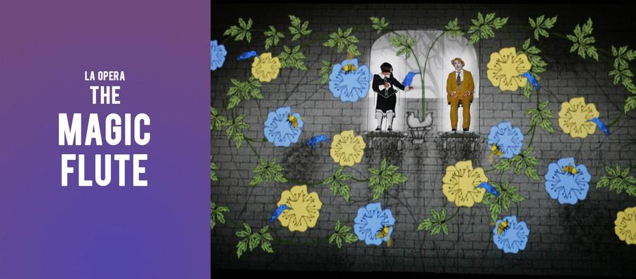 Los Angeles Opera - The Magic Flute at Dorothy Chandler Pavilion