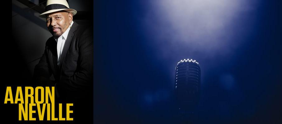 Aaron Neville at Canyon Club