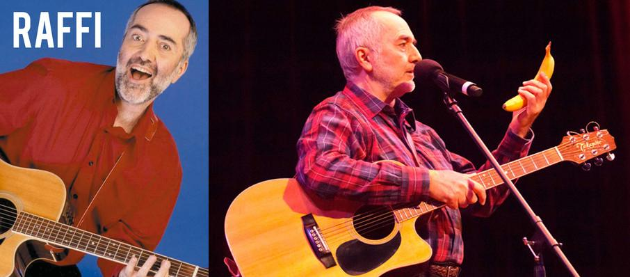 Raffi at Ricardo Montalban Theatre