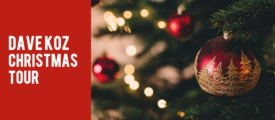 Dave Koz Christmas Tour at Cerritos Center