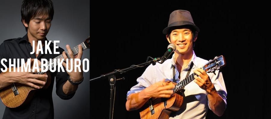 Jake Shimabukuro at Majestic Ventura Theater