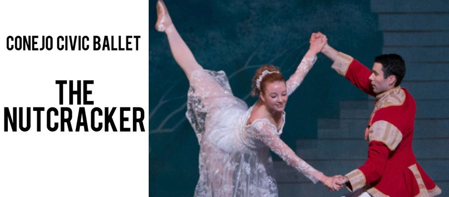 Conejo Civic Ballet: The Nutcracker at Fred Kavli Theatre