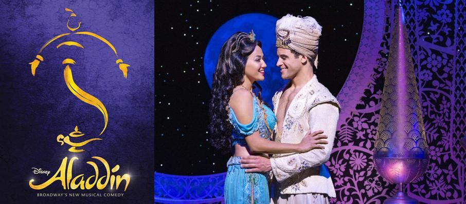 Aladdin Tickets Calendar Sep 2018 Pantages Theater