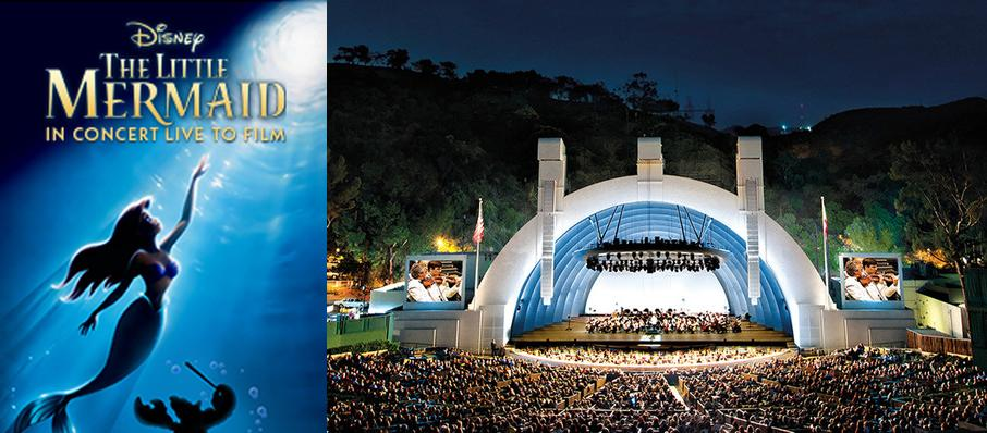 The Little Mermaid With Live Orchestra - Michael Kosarin at Hollywood Bowl