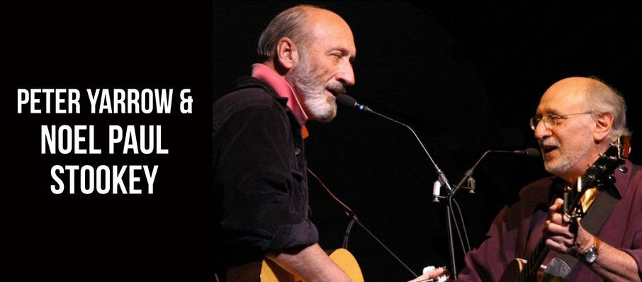 Peter Yarrow & Noel Paul Stookey at Fred Kavli Theatre