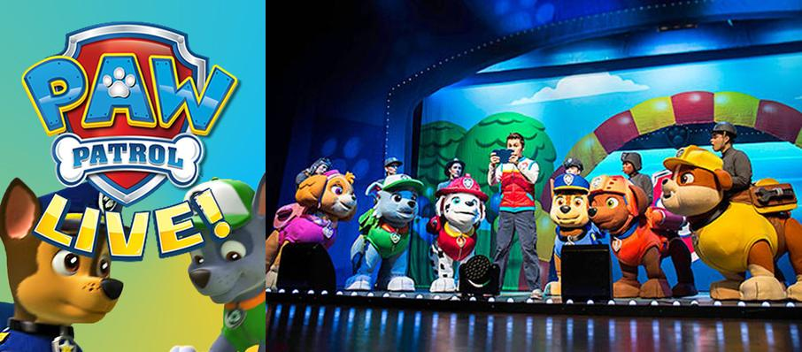 Paw Patrol at Long Beach Terrace Theater