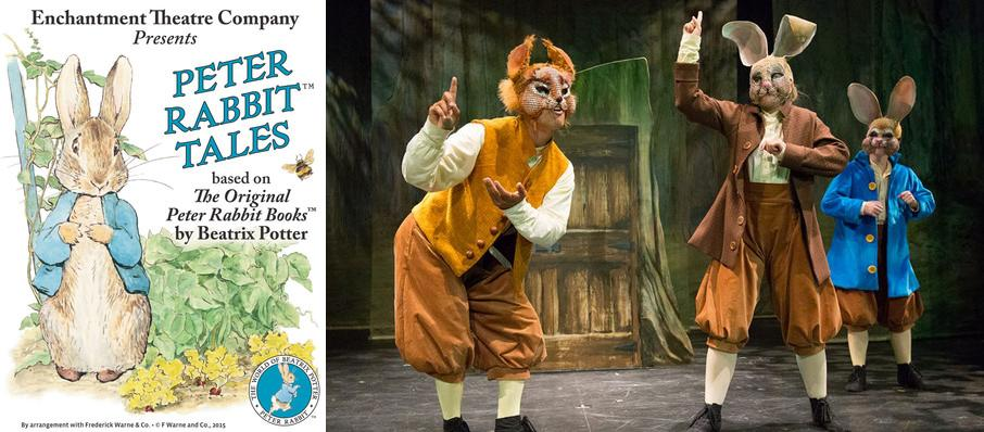 Peter Rabbit at Fred Kavli Theatre