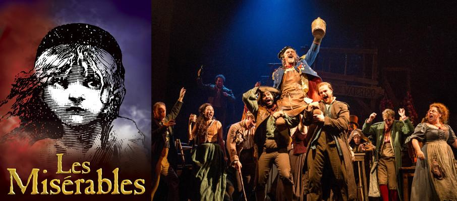 Les Miserables at Pantages Theater Hollywood