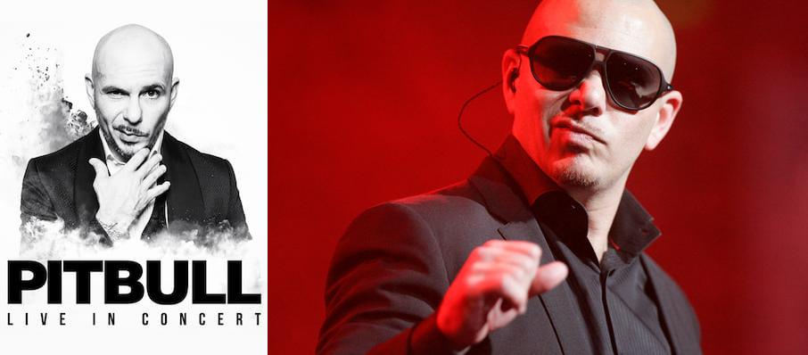 Pitbull at Pechanga Entertainment Center