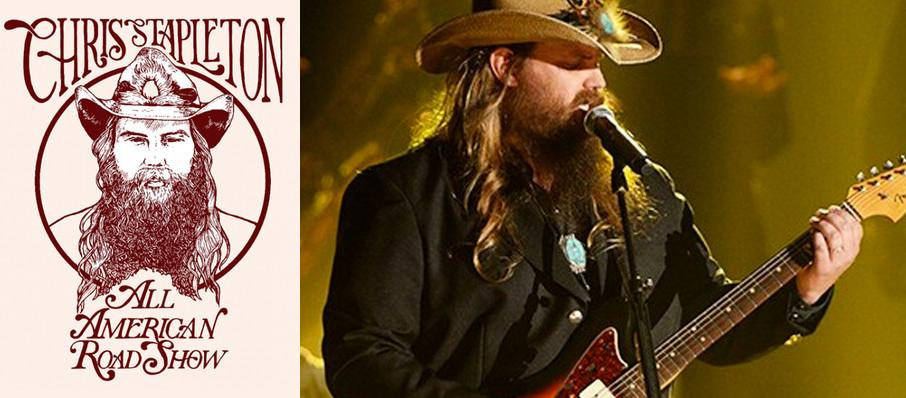 Chris Stapleton at The Forum