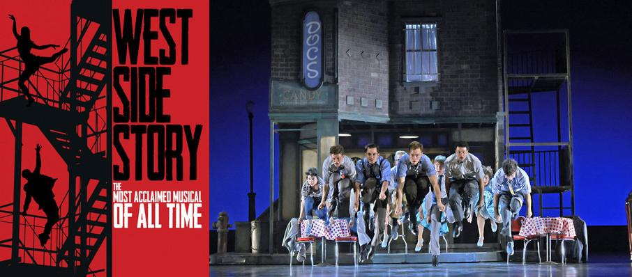 West Side Story at La Mirada Theatre