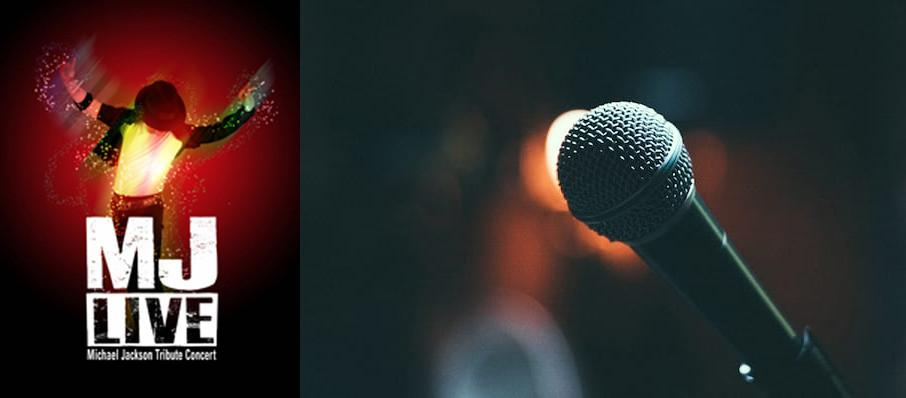 MJ Live - Michael Jackson Tribute Show at Cerritos Center