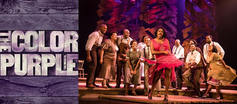 The Color Purple at Pantages Theater Hollywood