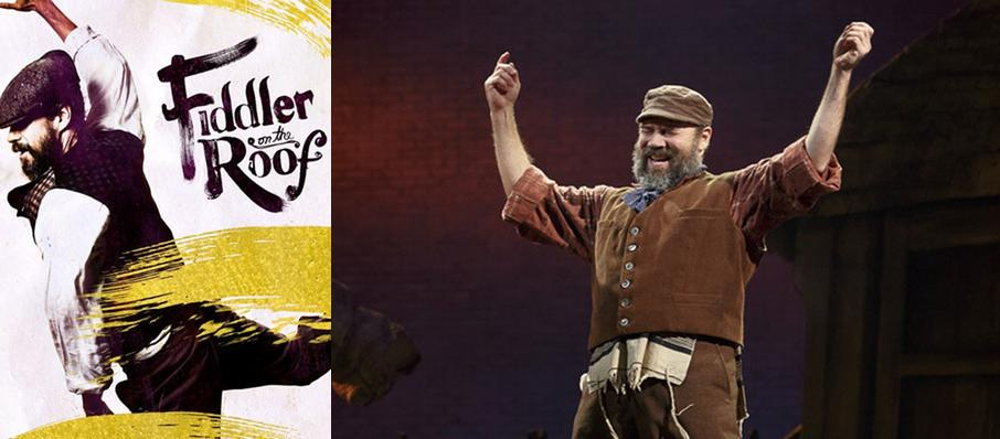 Fiddler on the Roof at Pantages Theater Hollywood