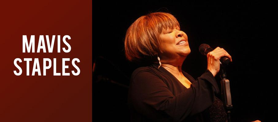 Mavis Staples at John Anson Ford Theatre