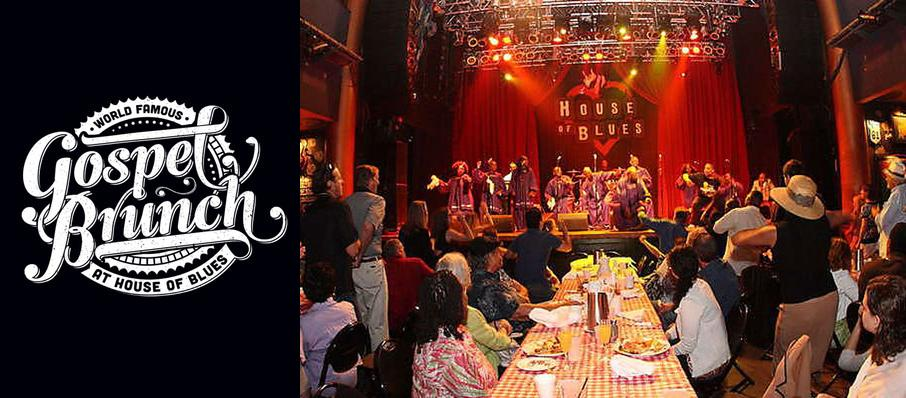 Gospel Brunch at House of Blues