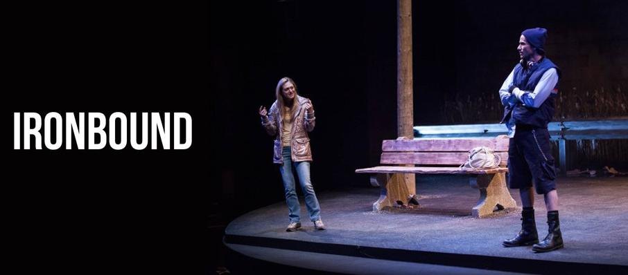 Ironbound at Gil Cates Theater at the Geffen Playhouse