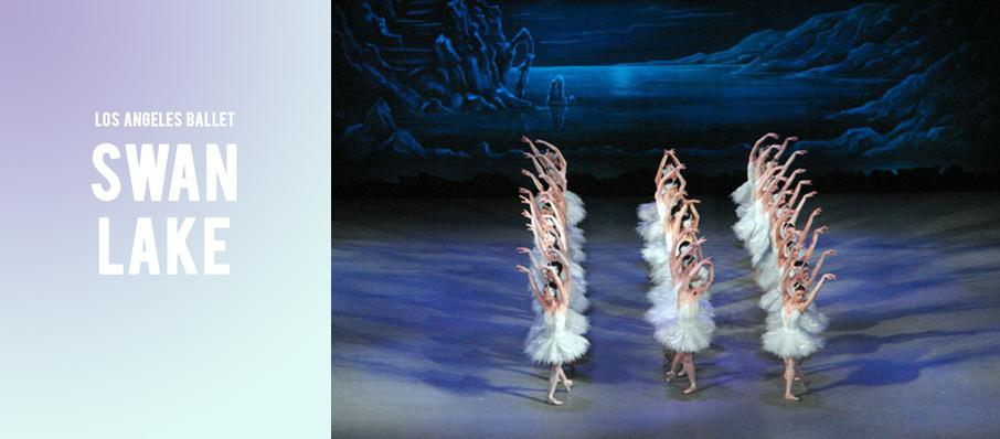 Los Angeles Ballet - Swan Lake at Alex Theatre