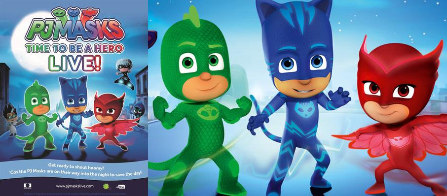 PJ Masks Live! Time To Be A Hero at Microsoft Theater