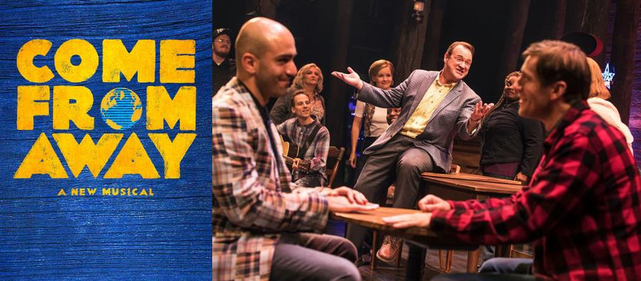 Come From Away at Ahmanson Theater