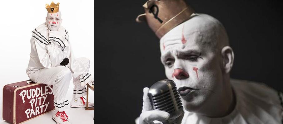 Puddles Pity Party at The Rose
