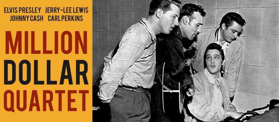 Million Dollar Quartet at Fox Performing Arts Center