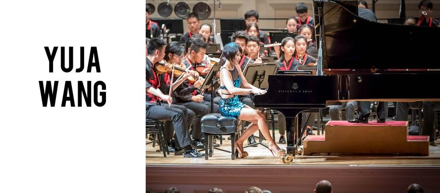 Yuja Wang at Walt Disney Concert Hall